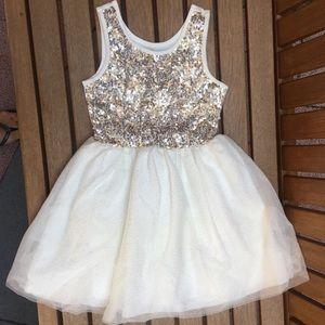 Children's Place dress size M 7/8